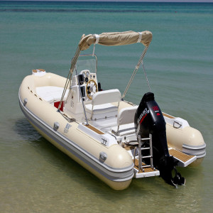 WAV Marine Proline 620 Zadar Boat